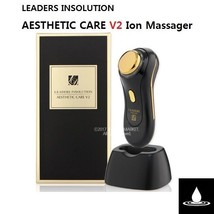 LEADERS INSOLUTION Aesthetic Care V2 ION Massager Brightening & Improvin... - $39.64