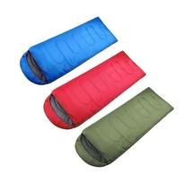 Outdoor Camping  With Hooded Sleeping Bag - $44.71