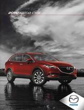 2014 Mazda CX-9 sales brochure catalog 14 US Sport Grand Touring - $8.00