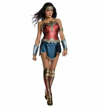 Wonder Woman With Boot Tops Adult Sized Costume, As Shown - $55.43