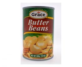 Grace Butter Beans 300g (3 Tins) - $25.73