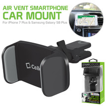 Premium Air Vent Smartphone Car Mount with 360 Degree Rotation & Tighten... - $8.79