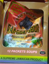 Spicy Hill Farms Ram Goat Soup (Mannish Water) 60g - $13.10+