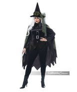 California Costumes Gothic Witch Plus Size Adult Womens Halloween Costum... - $52.49