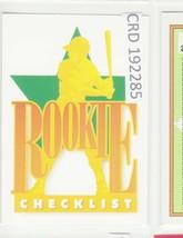 1990 Upper Deck Baseball Card Pick 1-247  192285 - $1.86