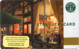 Starbucks 2007 Twilight Collectible Gift Card New No Value - $2.99