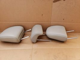 12-14 Prius-V Second Row Seat Rear Headrest Head Rest Set Softex Faux-leather image 4