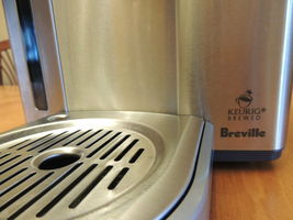 Breville BKC 700 XL Stainless Steel Gourmet Keurig K- Cup Coffee Brewer BKC700XL image 3