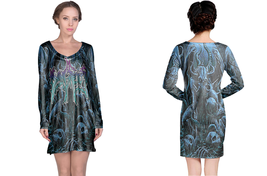 Dying Fetus  Full print 3D All Over Print Long Sleeve Night Gown - $18.99+