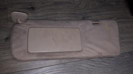 1997-2001 toyota camry visor assembly front left #5 feo d17 - $56.42