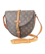 Authentic LOUIS VUITTON Chantilly MM Monogram Canvas Shoulder Bag #33284 - $299.00