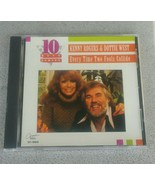The Best of Kenny Rogers & Dottie West Every Time Two Fools Collide CD 1993 - $29.69