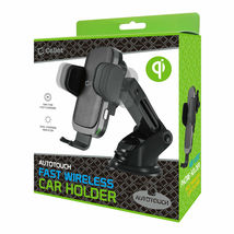 Cellet QI Wireless Fast Charge Phone Mount Dashboard Air Vent for iPhone Note 10 image 10