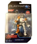 "Playmation Avengers ""Ultron Bot"" Brand New Figure *Marvel / Hasbro - $6.88"