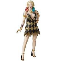 NEW Medicom Toy MAFEX No.042 DC Universe Harley Quinn DressVer.Figure fr... - $74.32