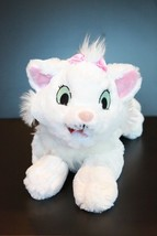 Disney Marie Plush The Aristocats Cat Authentic Disney Stuffed Animal LA... - $26.72