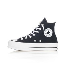 SNEAKERS WOMAN CONVERSE CTAS LIFT HI 560845C  BLACK - $165.60 CAD