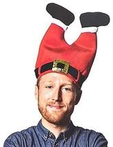 DomeStar Christmas Hat, Funny Hat Novelty Santa Hat Crazy Hats Santa Pan... - €7,57 EUR
