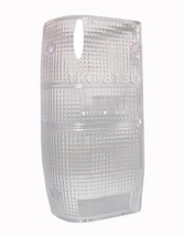 1 LH REAR TAIL LIGHT LENS CLEAR FOR Mitsubishi Mighty Max L200 Triton 19... - $12.97