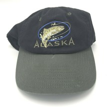 Alaska Fishing Arctic Circle Enterprises Hat Cap Snapback Black Embroide... - €10,98 EUR