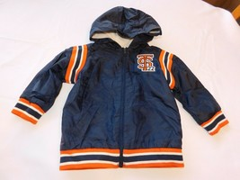 The Children's Place boys youth hoody Hoodie jacket Size 24 Months Navy Blue GUC - $24.74