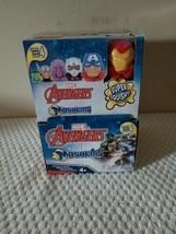 Marvel Avengers Mashems Series 4 Case of 35 Blind Capsules Plus Promo - $79.45