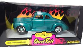 Ertl 1940 Ford Street Rod  DIECAST SCALE 1:18 - $19.99