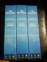 3x Mountain Flow Refrigerator Water Filter Model NO MF841