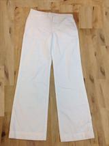 Ralph Lauren Kids Unisex Chino Pants, White, Size 10 - $22.76
