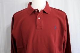 Polo Ralph Lauren Men's Long Sleeve Polo Shirt size XL - $18.80