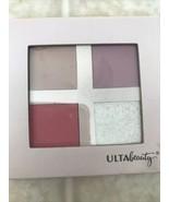 Ulta Beauty Cheek Palette Matte Mauve & Peach Blushes Matte Bronzer High... - $13.09