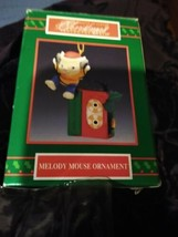 House of Lloyd~Melody Mouse Ornament~Christmas Around The World~Vintage ... - $6.90