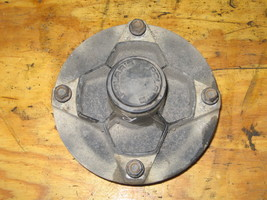 POLARIS 1995 TRAIL BOSS 250 2X4 RIGHT FRONT BRAKE DISC WITH HUB   (BIN 1... - $35.00