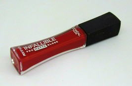 L'oreal Infallible Pro Matte Gloss Lipgloss 0.21oz./ 6.3ml Choose Shade - $6.95