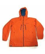 Patagonia Men's Coats W/Hood Orange-Fire XL 30471FA13 - $215.00