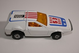 Lesney Matchbox Superfast 1972 Tanzara No.53 Die Cast Car England - $5.89