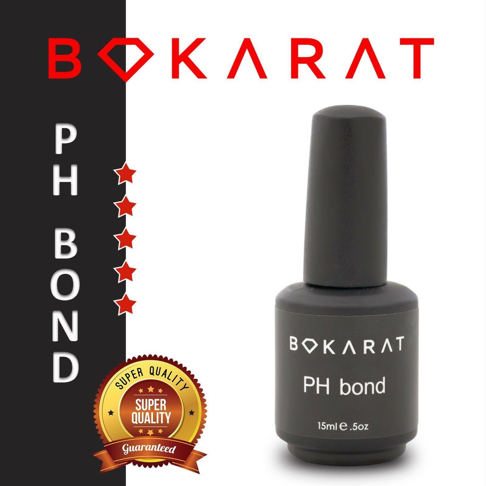 PH Bond Dehydrator Nail Prep for Soak-off Gel Nail Polish, 5Oz (15ml) Bokarat