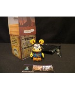 "Disney Parks Authentic Clarabelle 3"" Vinylmation Mickey's Wild West seri... - $13.29"