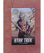Dave & Busters Star Trek Villains GORN Rare Card - $11.99
