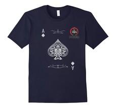 Ace Of Spades Poker Shirt Men - $17.95+