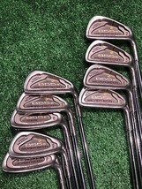 Tommy Armour 855s Silver Scot 2, 3, 4, 5, 6, 7, 8, 9 Iron Set Steel, RH - $109.99