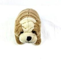 "TY Plush Winston Bulldog 16"" Stuffed Animal Dog Large No Tags - $26.73"