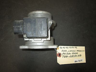 90 91 92 93 94 95 FORD LINCOLN MAZDA P.U AIR FLOW SENSOR #F07F-12B579-A1B