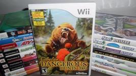 Cabela's Dangerous Hunts 2009 (Nintendo Wii, 2008) - $8.90