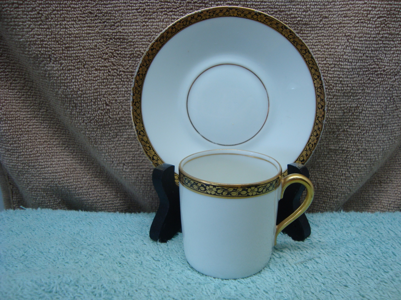 Primary image for Rosenthal China selb bavaria demitasse cup & saucer circa 1922