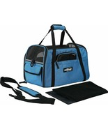 """EliteField Soft Sided Pet Carrier. Airline Approved. sz Medium 17""""x9""""x12""""  - $17.05"""