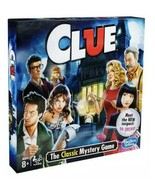 Clue Board Game  - The Classic Mystery Game - New - FREE Shipping - $24.18
