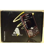 BlackBerry Curve 8330 Smartphone - red - $26.32