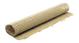 JapanBargain S-1574, Sushi Roller Bamboo Mat, 10.5-inch Square - $124,60 MXN