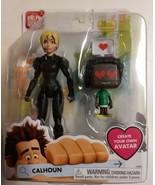 "Walt Disney Movie Wreck It Ralph 2 Calhoun 4"" avatar sealed toy figure Fast Ship - $13.97"